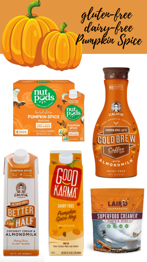 Best Gluten Free Pumpkin Spice Products 2019 Celiac And