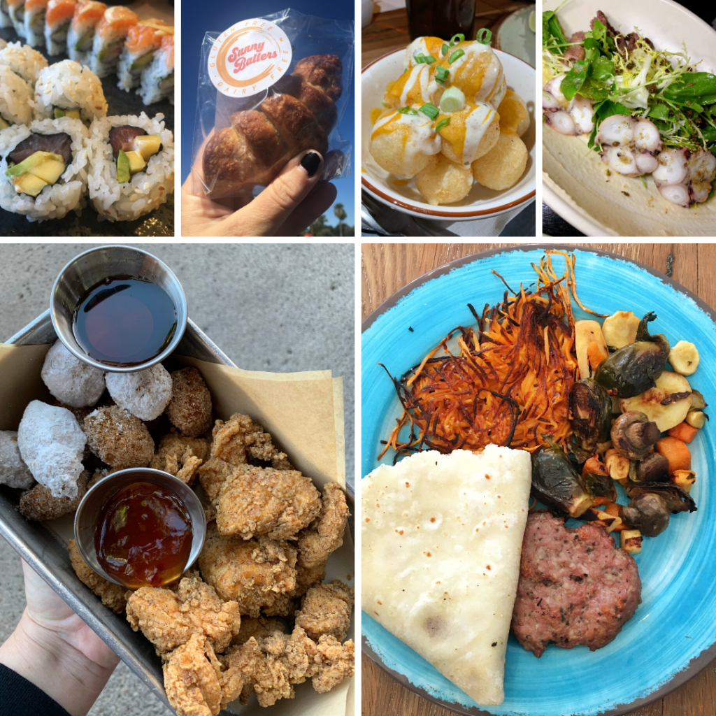 Honorable Mentions for Best Gluten-Free Things I Ate in 2019