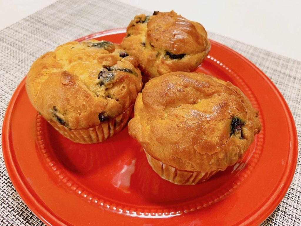 Senza Gluten Blueberry Muffins