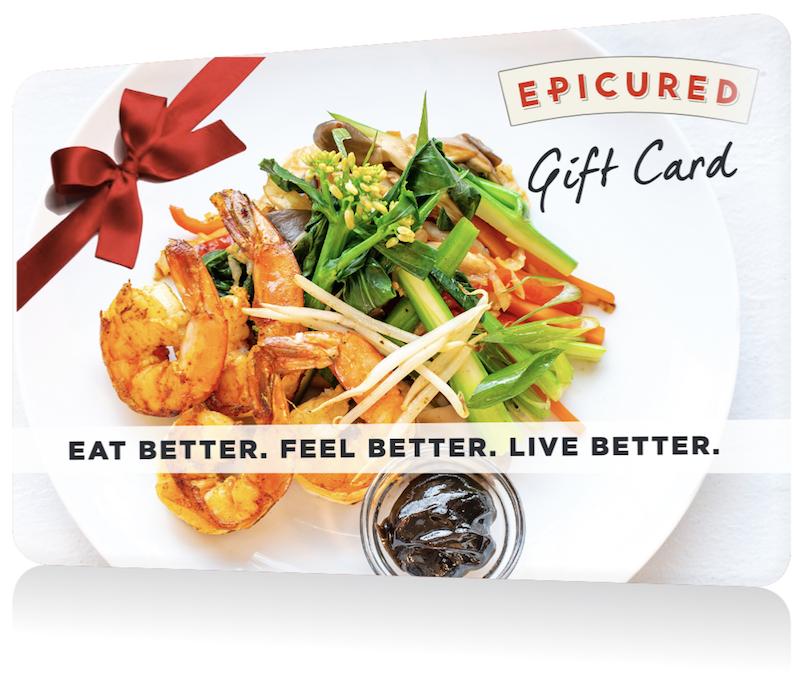 EPICURED Low-FODMAP Gluten-free gift card